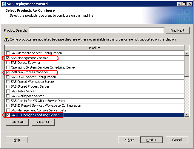SAS Help Center: Preparing to Install and to Configure