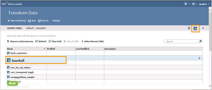 SAS® Help Center: Aggregate Data
